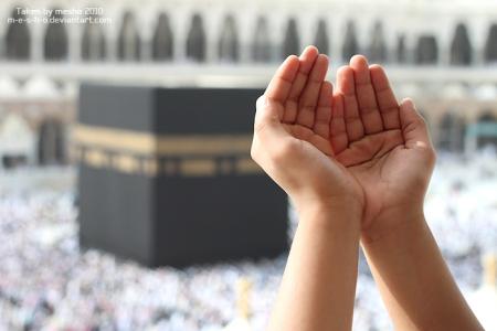 وارفع يديك بدعوةٍ فهو الكريم هو الجواد , دع عنك أثقال الهوا تلقى الهدايةَ والسداد